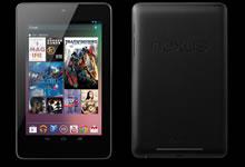 Google présente sa tablette Nexus 7