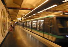 Wifi dans le métro parisien