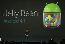 Les nouveautés d'Android 4.1 Jelly Bean