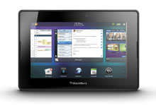 La nouvelle Playbook 4G LTE de Blackberry