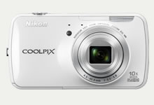 Android s'invite sur le nouveau Nikon Coolpix S800C