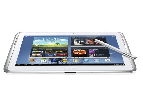 Samsung Galaxy Tab 10.1 Blanc