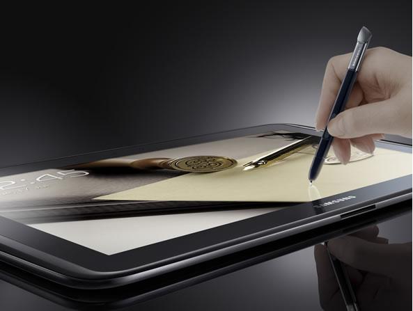 Samsung Galaxy Tab 10.1 Noir