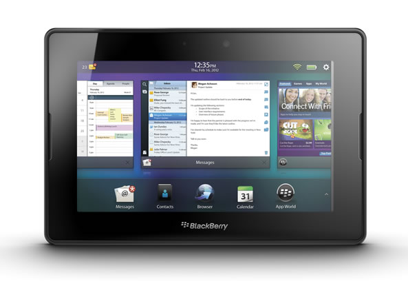 Blackberry Playbook 4G/LTE