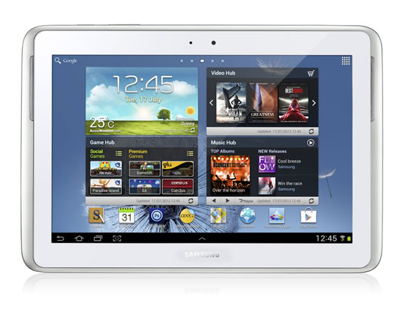 Tablette Galaxy Tab 10.1