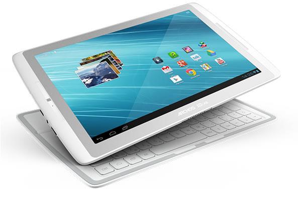 Tablette Archos 101 xs et son clavier