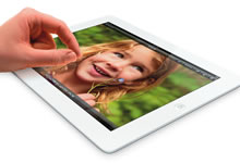 Apple dévoile l'iPad 4
