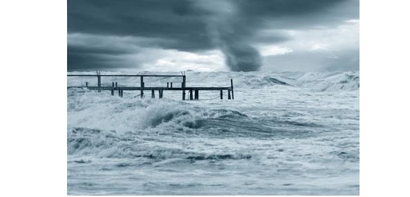 USA: Ouragan Sandy à New-York