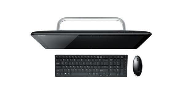 Sony Vaio Tap 20 - Hybride PC