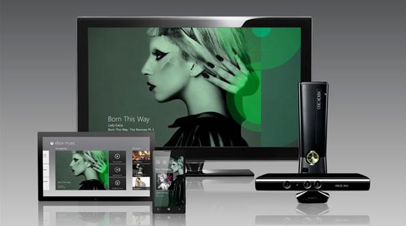 Xbox Music - Service de streaming et de téléchargement de musique