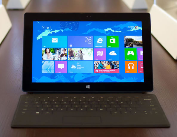 Microsoft Surface - Tablette