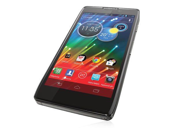 Motorola Razer HD
