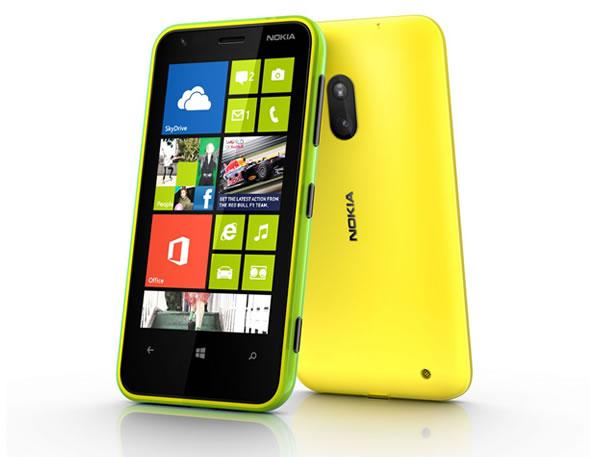 Lumia 620 de Nokia