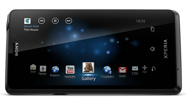 Mobile: Sony Xperia T