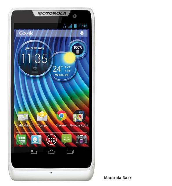 Motorola Razr Android