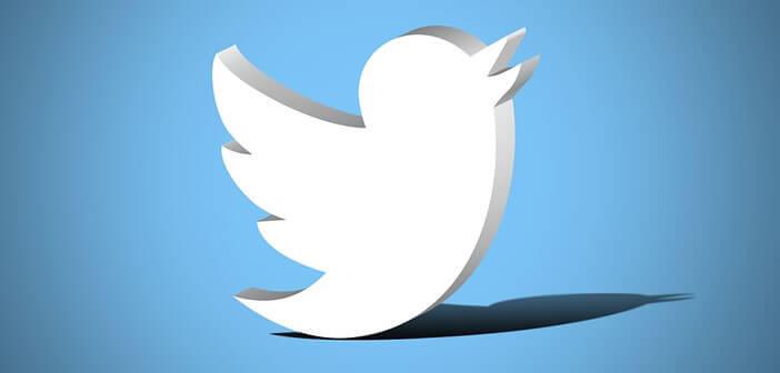 Bouton pour signaler les propos injurieux et racistes sur Twitter