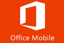 Appli Microsoft Office Mobile