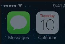 Démontage du nouvel iPhone 5S