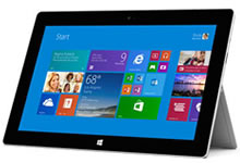 Tablette Microsft Surface 2