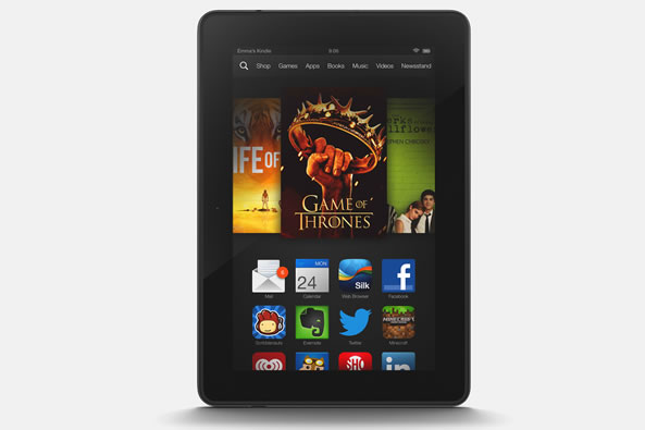 Kindle Fire HDX 7 pouces