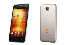 Smartphone Android - Orange Hiro
