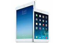 Apple dévoile l'iPad Air