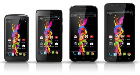 Archos Titanium - Smartphone Android