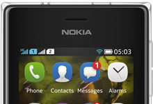 Téléphone Nokia Asha 503