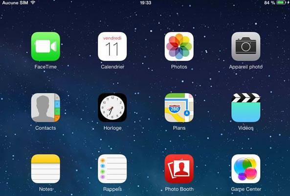 Étonnant Changer l'image de fond d'écran de votre iPhone ZP-81