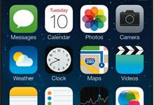Grossir les caractères de l'iPhone – iOs 7