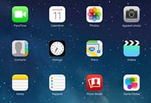 Désactiver les icônes flottantes de l'iPhone