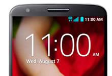 Smartphone: Le G2 de LG