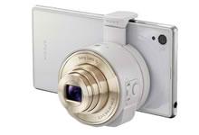 Sony QX10, un appareil photo pour smartphone