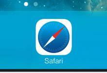 Personnaliser la page de démarrage Safari sur iPhone