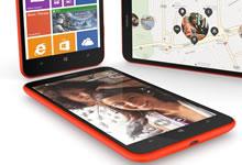 Lumia 1320, le smartphone 6 pouces milieu de gamme de Nokia