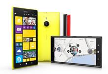Nokia Lumia 1520, smartphone avec écran 6 pouces
