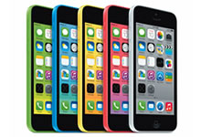 L'iPhone 5S se vend mieux que l'iPhone 5C