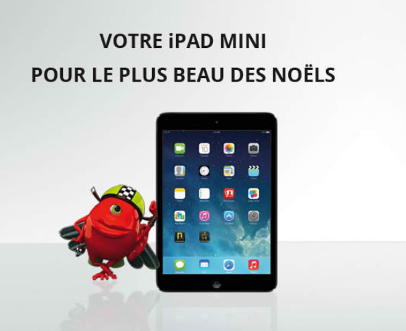 iPad Mini à 1 euro chez Numéricable