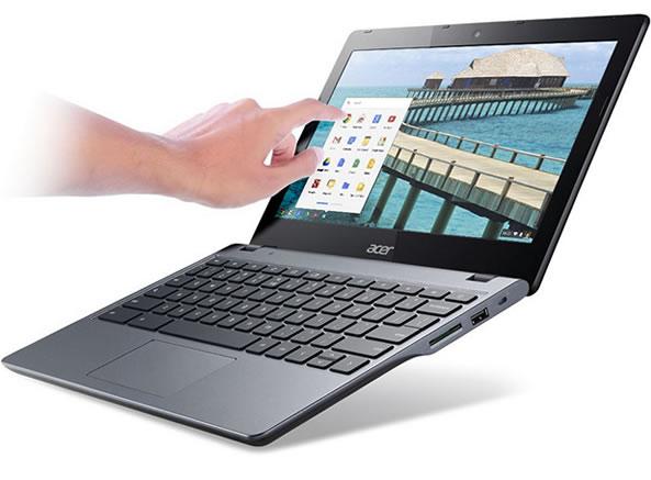 Acer C720P sous Google OS