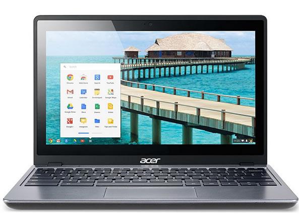 Acer C720P - ChromeBook