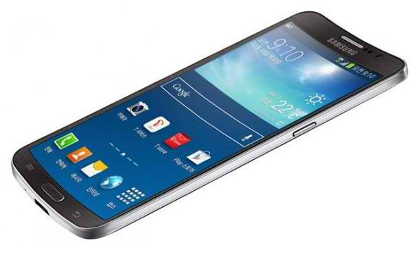 Smartphone Android Samsung Galaxy Round