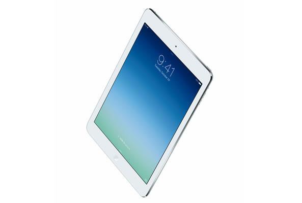 Délai d'attente pour l'iPad Air