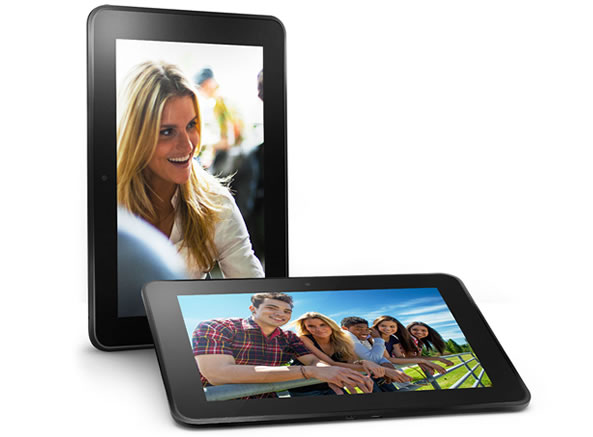 Promotion sur la Kindle Fire HD