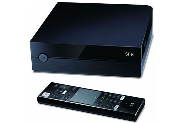 Décodeur SFR TV