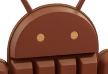 Os mobile Android 4.4 Kitkat