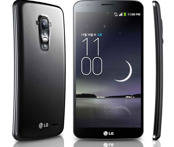 LG G Flex disponible en France chez Orange
