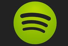 Mise à jour de l'appli Spotify
