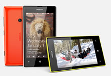 Nokia Lumia 525 - Windows Phone