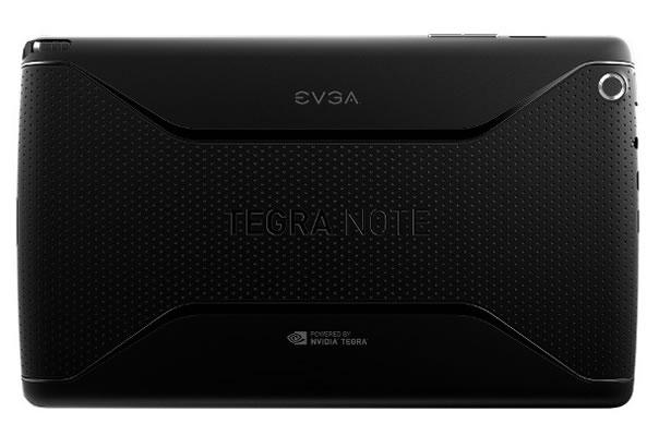 Tablette Nvidia avec le processeur Tegra 4