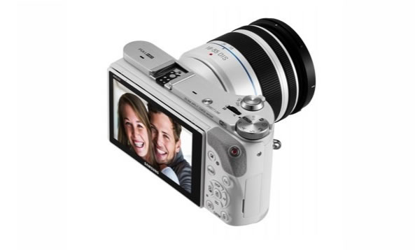 NX300M appareil photo sous TIzen